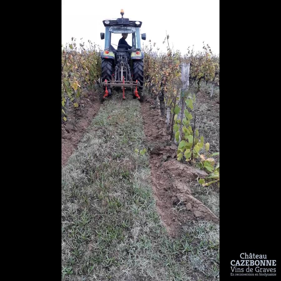 Chausser la vigne