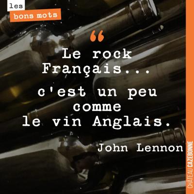Vous êtes plutôt vin français, ou rock anglais ?