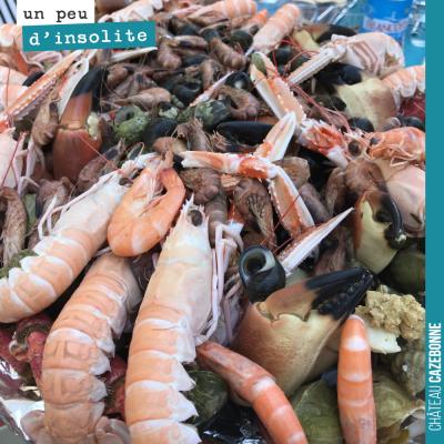 Cela vous dit un petit plateau de fruits de mer ?