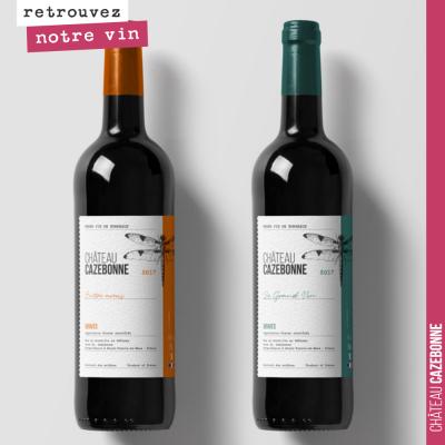 Vous en pensez quoi de nos projets d'étiquettes ? Notre gamme comportera à terme : - Entre amis :...