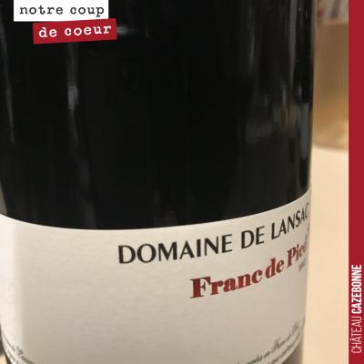 Le Domaine de Lansac propose une cuvée en franc de pied à partir de cépages traditionnels de la V...