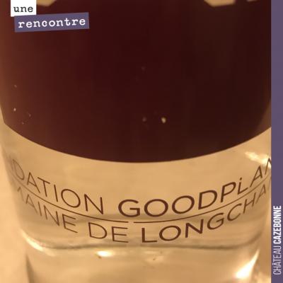 Clap de fin pour le salon des vins biodynamiques. Merci à la Fondation GoodPlanet pour son accuei...