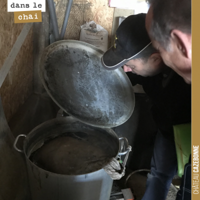On prépare une tisane de prêle. Nous allons ensuite dynamiser cette préparation avec des lacto-fe...