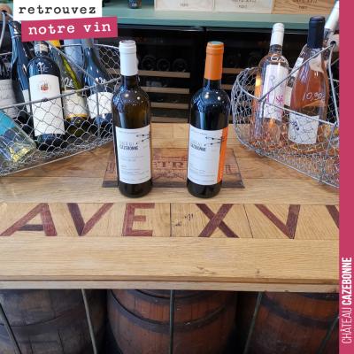 Et bien, vous pouvez désormais retrouver nos vins à Paris à la Cave 17 ! On en est très fier !