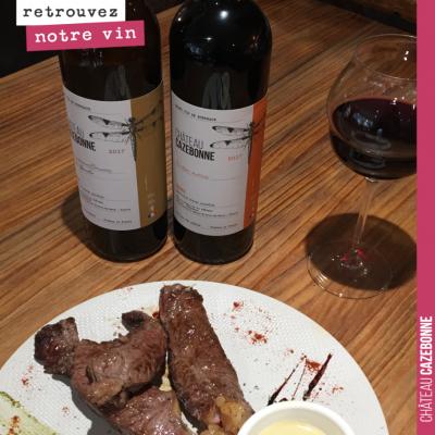 Très heureux que nos vins soient désormais présents dans le département des Pyrénées Orientales. ...