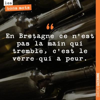 Proverbe breton.