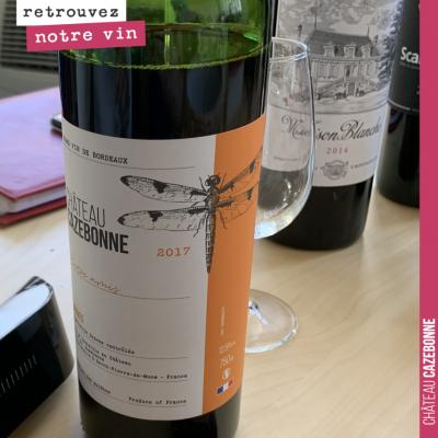 Toujours sympathique quand Nicolas Naigeon, le fondateur de Aveine, aérateur de vin connecté, m'e...