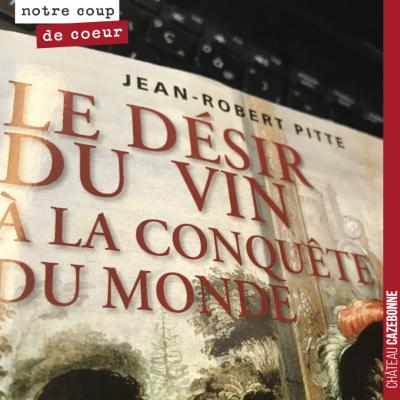 Lecture de TGV. Se replonger dans l'histoire du vin, pour mieux comprendre et préparer les enjeux...