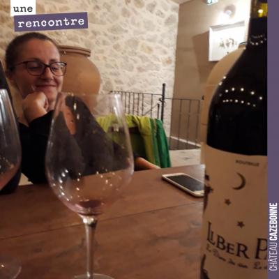 David a emmené Marion et Benjamin chez Liber Pater pour déguster son magnifique millésime 2018. M...