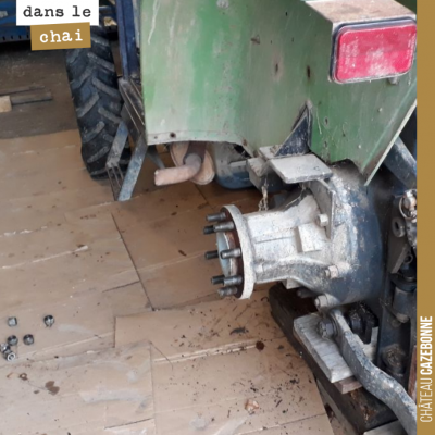 On profite de cette période de pluie pour entretenir le matériel, les tracteurs. Réaliser toutes ...