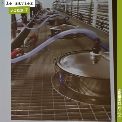 Dans le cadre des rencontres de l'ISVV, présentation de l'activité de VALECARB qui récupère le CO...