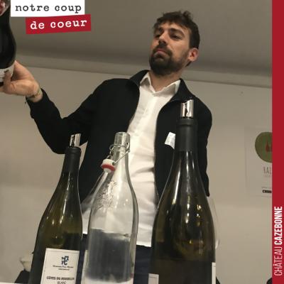 L'équipe de Viamo nous fait découvrir sur le Vinocamp, les magnifiques vins du Domaine Paul Meuni...