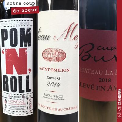 De très belles cuvées dégustées lors de la soirée Bordeaux Pirate pendant WineParis !