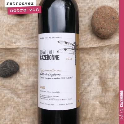 On continue avec la présentation de nos cuvées. Ici, un vin issu de notre gamme des Parcellaires....