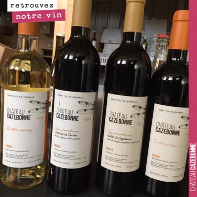 Retrouvez tous nos vins au Luxembourg, chez Allwine, caviste alternatif. Dont le cabernet-sauvign...