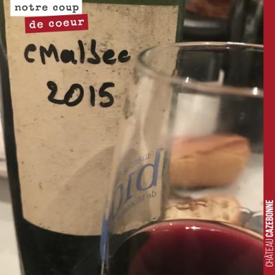 Ce vin n'existe pas ! Vinifié à partir du cépage cabernet-malbec, un cépage non inscrit au catalo...