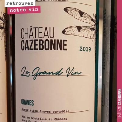 Et enfin pour compléter, les commentaires de Julien sur notre Grand Vin blanc : ´ Grand Vin blanc...