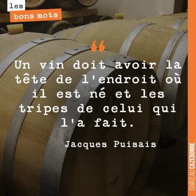 Hommage à Jacques Puisais, qui nous a quitté la semaine dernière.
