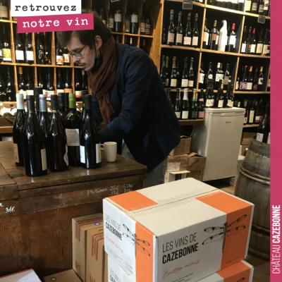 Retrouvez désormais nos vins à Paris, à la Cave de Belleville. Une magnifique cave ! Nous sommes ...