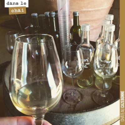 Assemblage avec Nicolas Jamin de notre grand vin 2020 pour les dégustations Primeur du millésime....