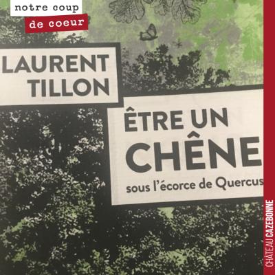 Passionnante lecture du week-end. Laurent Tillon nous raconte l'histoire de Quercus, un chêne ses...