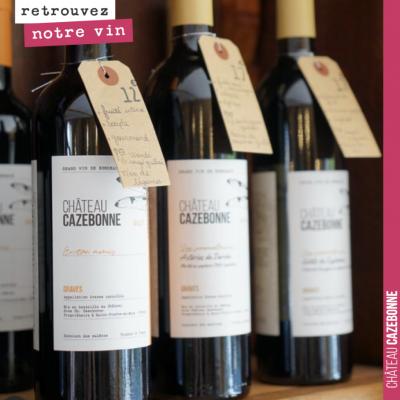 Retrouvez nos vins à Maree Haute, sur l'île d'Oléron.