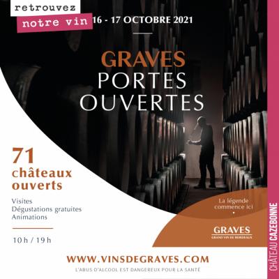 On vous accueille à Cazebonne les samedi 16 et dimanche 17 octobre. Au programme : - visite des v...